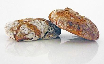Roggenbrötchen mit Sauerteig